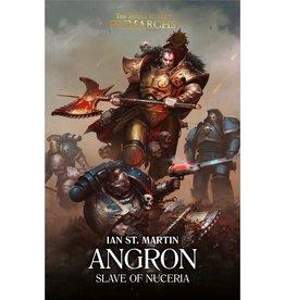 Games Workshop Angron: Slave Of Nuceria (HB)