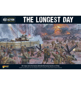 Warlord Games D-Day Battle-Set