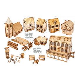 Warlord Games Rural Village Set