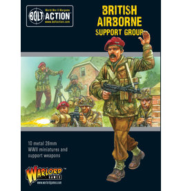 Warlord Games British Airborne Support Group
