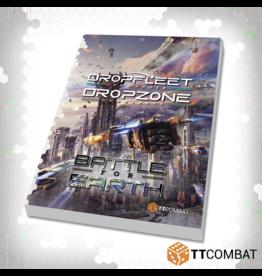 TT COMBAT DZC Battle for Earth Expansion