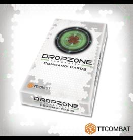 TT COMBAT DZC Command Cards