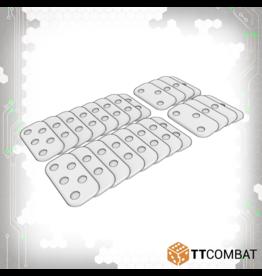 TT COMBAT DZC Infantry Bases Pack