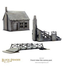 Warlord Games French Indian War Scenery Pack