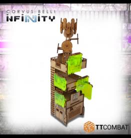 TT COMBAT Comms Tower