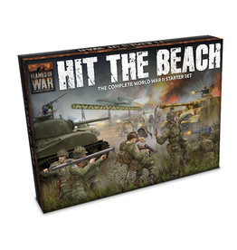 Battlefront Miniatures Late War Hit The Beach Army Set