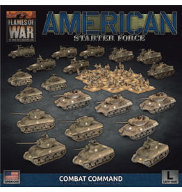Battlefront Miniatures Late War American Combat Command
