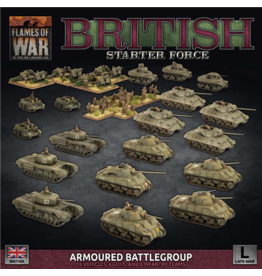 Battlefront Miniatures Late War British Armoured Battlegroup