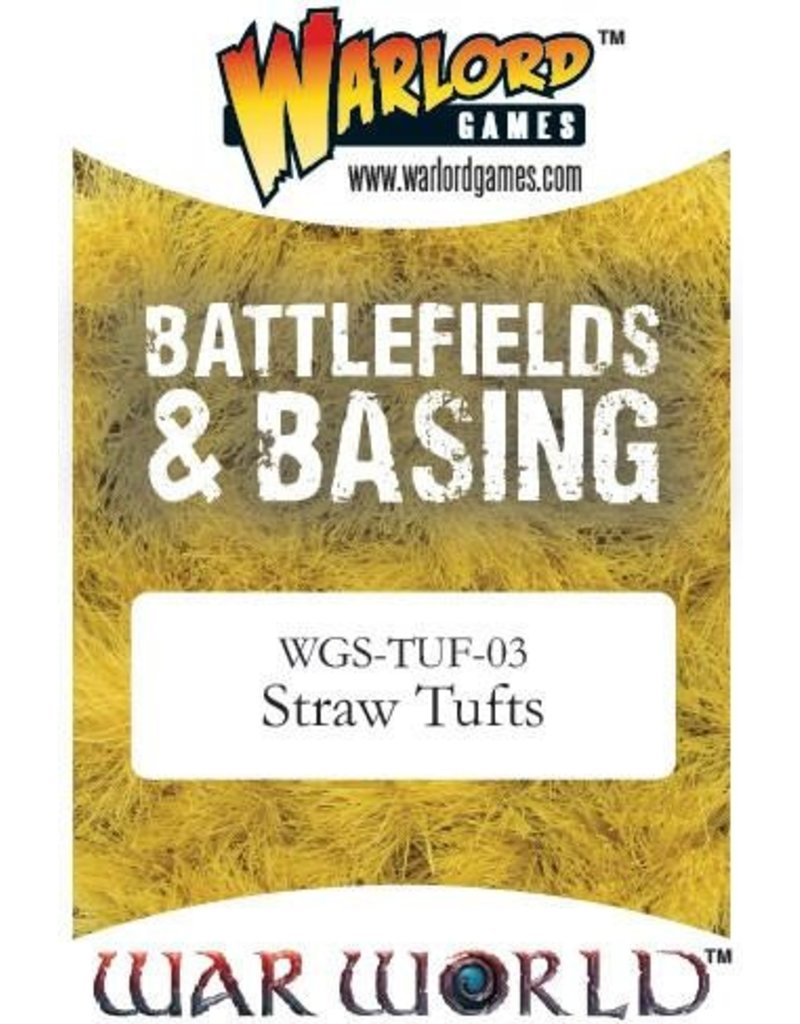 Warlord Games Scenics Straw Tufts