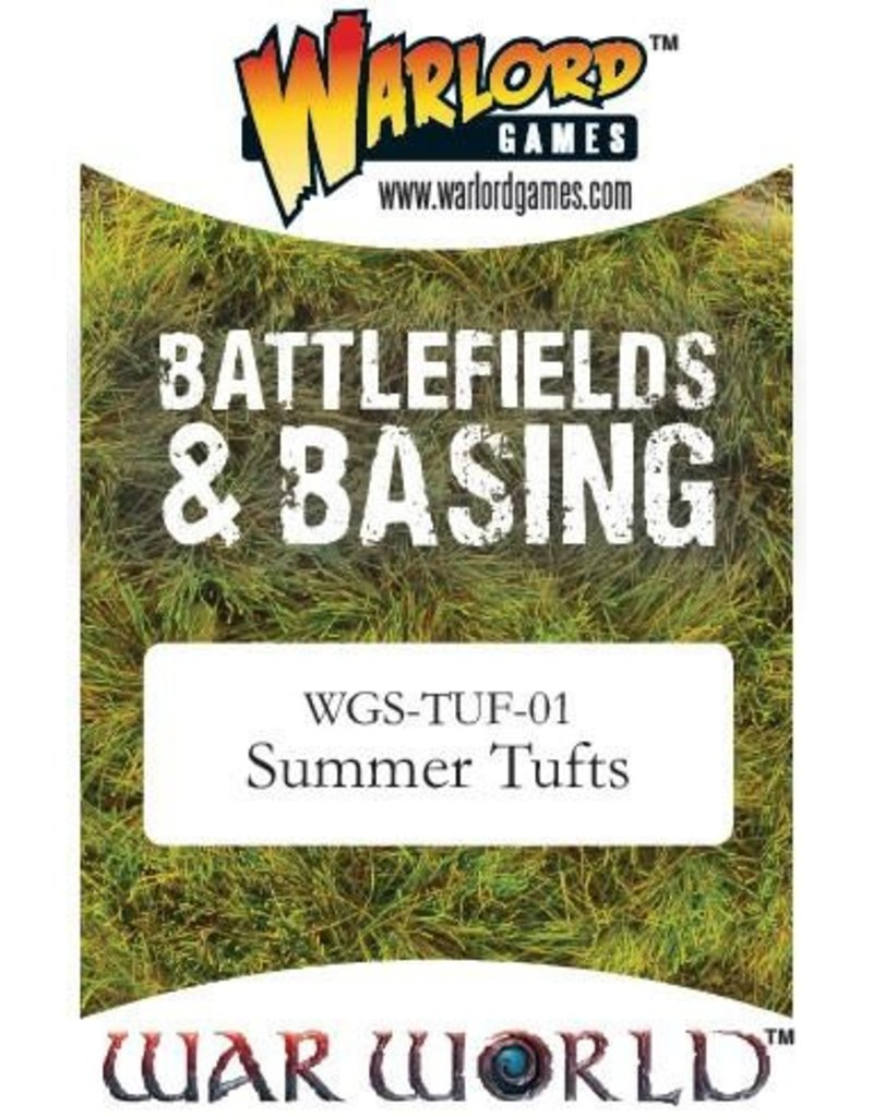 Warlord Games Scenics Summer Tufts