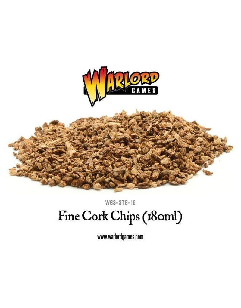 Warlord Games Scenics Fine Cork Chips (180ml)