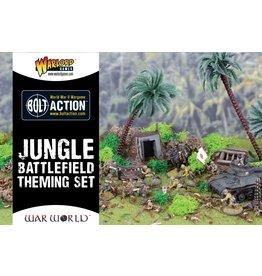 Warlord Games Jungle Battlefield Theme Set