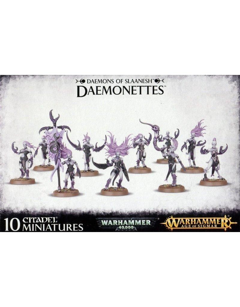 Games Workshop Chaos Daemons Daemonettes Of Slaanesh