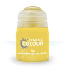 Citadel Sigismund Yellow Clear (24ML)