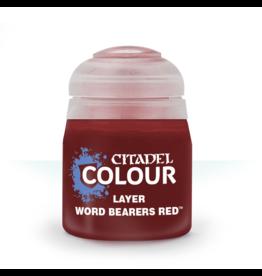 Citadel Word Bearers Red (12ML)