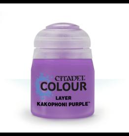 Citadel Kakophoni Purple (12ML)