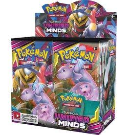 Pokemon Unified Minds Display Box