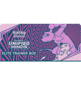 Pokemon Unified Minds Elite Trainer Box
