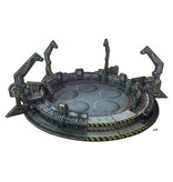 Battle Systems Particle Transmitter Scenery Set