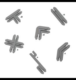 Battle Systems Plastic Terrain Clips