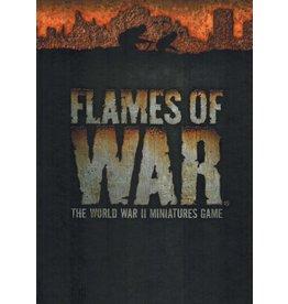 Battlefront Miniatures Late War Flames of War Rulebook