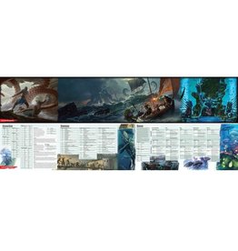 """Gale Force 9 """"Of Ships & The Sea""""- DM Screen"""