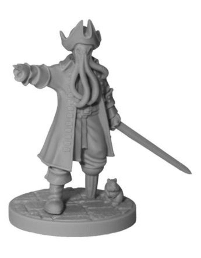 Gale Force 9 D&D Collector's Series: Captain N'ghathrod