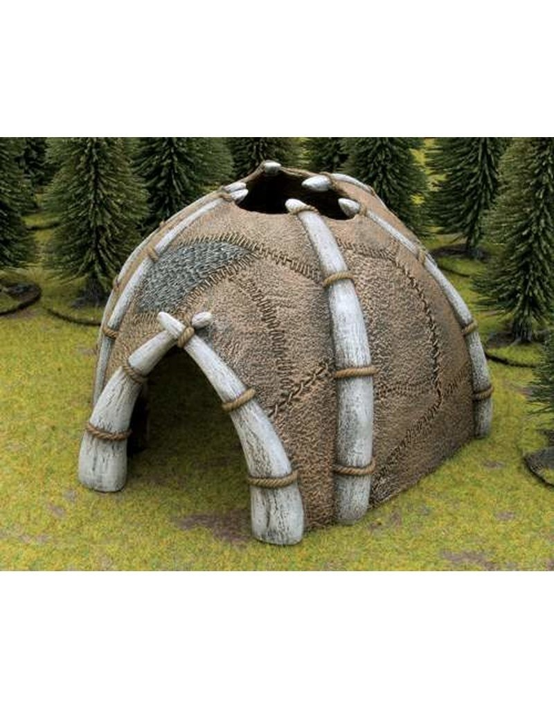 Gale Force 9 Chieftain Hut - 30mm