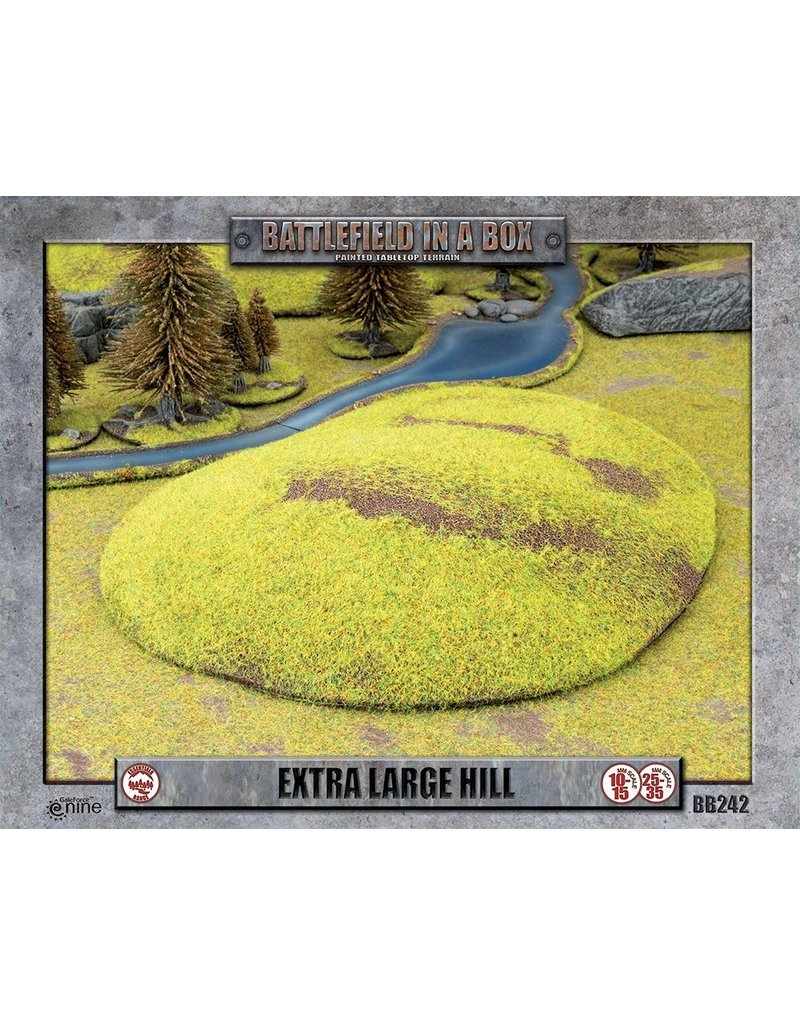 Gale Force 9 Extra Large Hill - 15mm/30mm