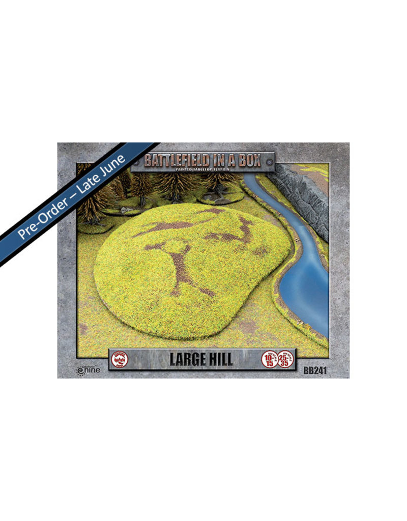 Gale Force 9 Large Hill - 15mm/30mm