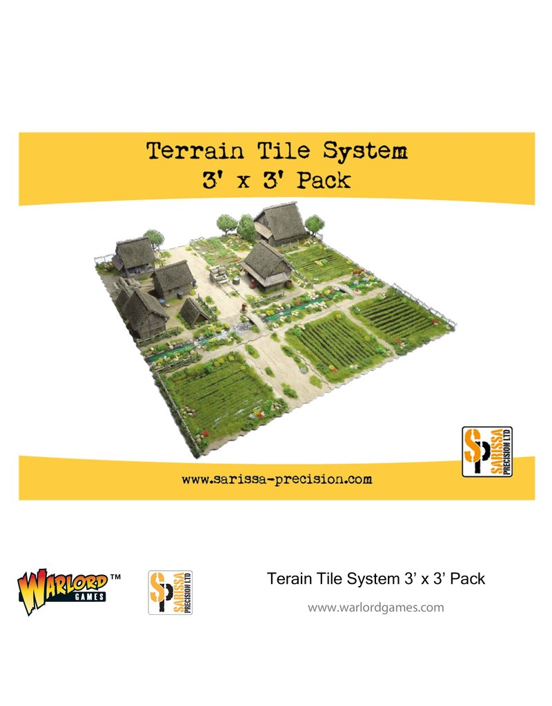 Warlord Games Historical Terrain Tile System Pack (TT01)