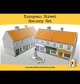 Warlord Games European Street Scenery Set