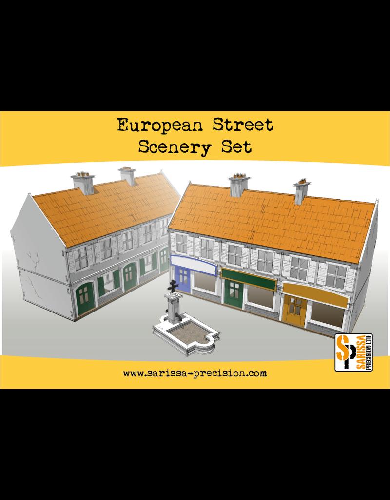 Warlord Games Historical European Street Scenery Set