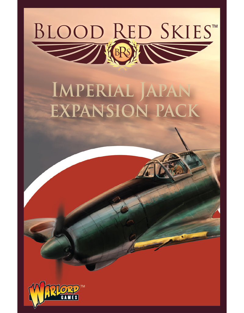 Warlord Games Imperial Japanese Army Air Service Expansion Pack