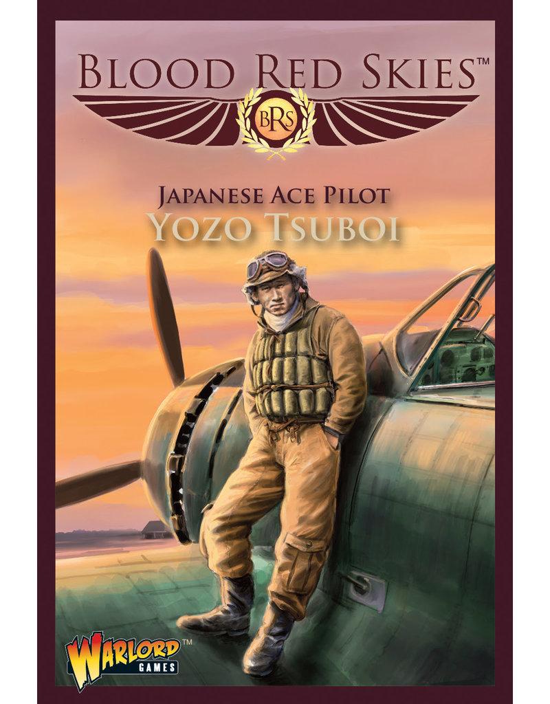 Warlord Games Imperial Japanese: J2M 'Raiden' Ace: Yozo Tsuboi