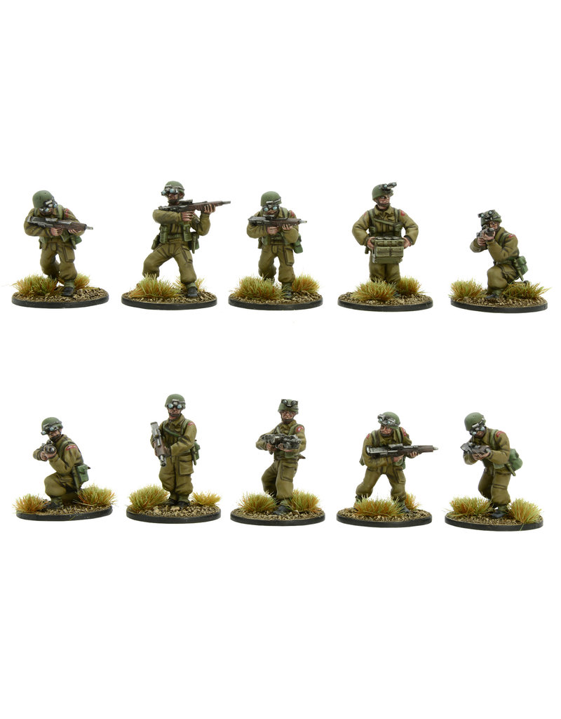 Warlord Games Konflikt 47 British Grenadiers