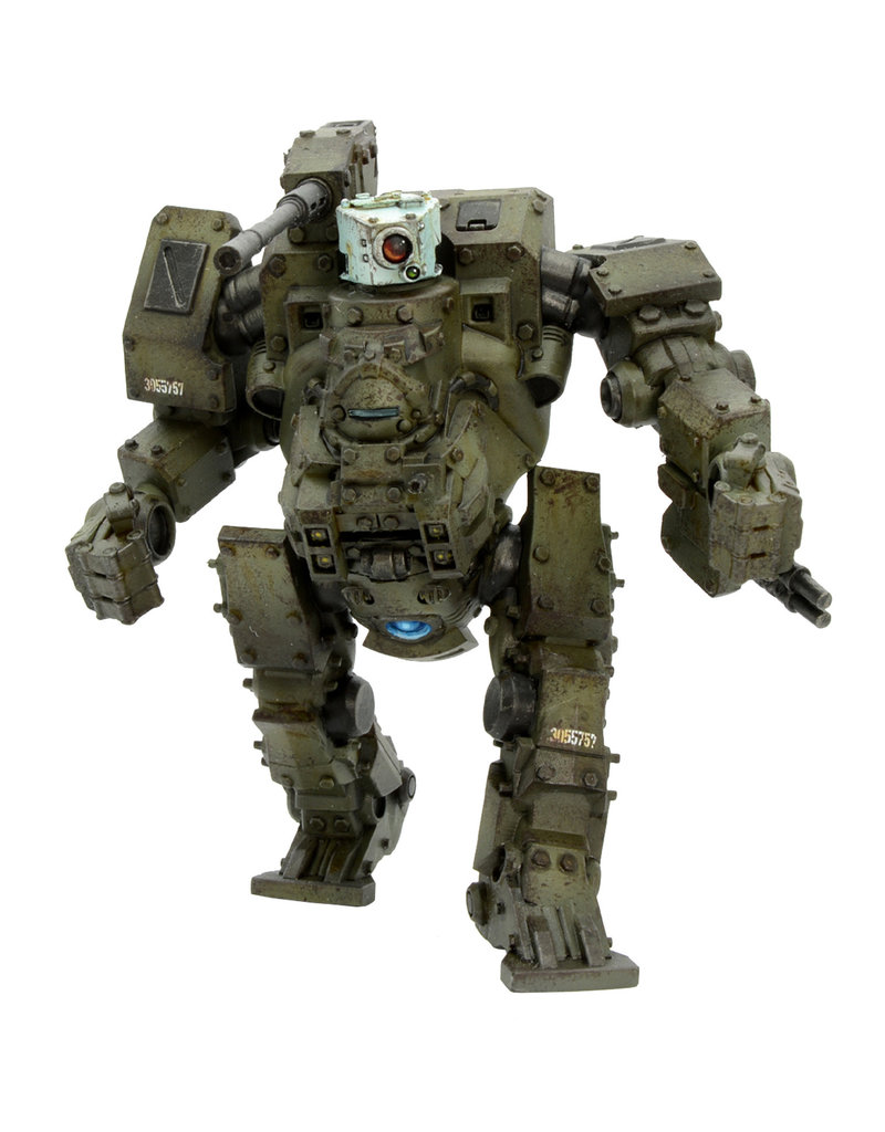 Warlord Games Konflikt 47 British Merlin Heavy Walker