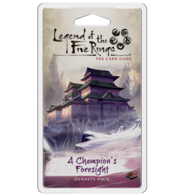 Fantasy Flight Games A Champion's Foresight Dynasty Pack