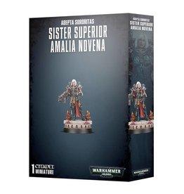 Games Workshop Sister Superior Amalia Novena