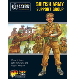 Warlord Games British Army Support Group