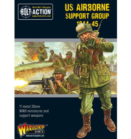 Warlord Games US Airborne Support Group (1944-45)