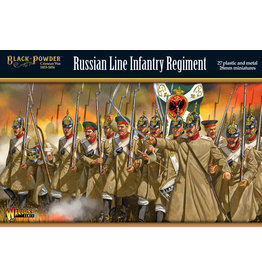 Warlord Games Crimean War Russian Line Infantry