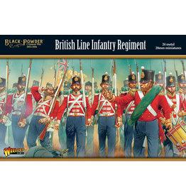 Warlord Games Crimean War British Line Infantry Regiment