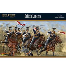 Warlord Games Crimean War British Lancers