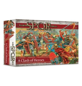 Warlord Games SPQR: A Clash Of Heroes