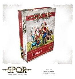 Warlord Games Gaul Heroes