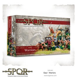 Warlord Games Gaul Warriors