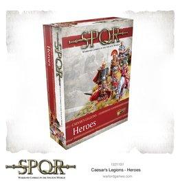 Warlord Games Caesar's Legion Heroes