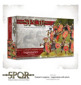 Warlord Games Caesar's Legion Legionaries with pilum