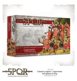 Warlord Games Caesar's Legion Legionaries with gladius & slings